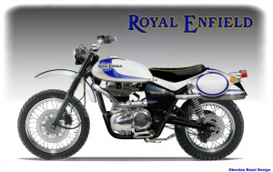 RE BULLET 500 ENDURO