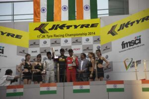 17th JK Tyre Racing championship, Superbike Cup, VW Polocup @Buddh International Circuit, Delhi 2