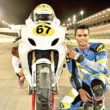 Krishnan Rajini wins race 2 China superbike championship - fastest Indian