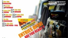 Entrees Open For Maruti Suzuki Autocross 2016
