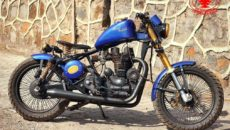 Meet The Bomber From Delhi Based Dreamriders Vehicles