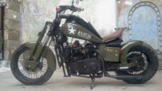 Meet Rebel custom motorcycles