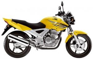 honda-twister CBX 250