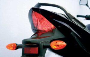 Yamaha YS 250 Fazer - Tail