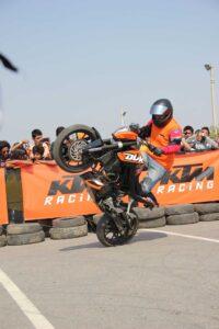 KTM Delhi Orange Day 2.0