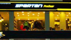 Spartan progear showroom