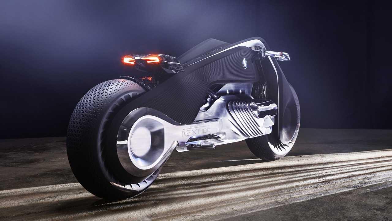 BMW Self Balance Bike Picture